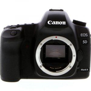 Body Canon 5D Mark II - cho thue