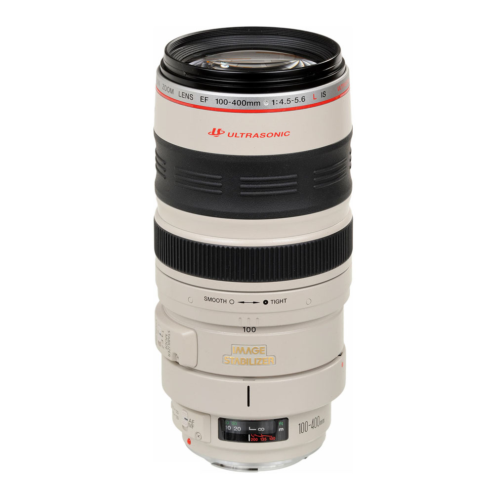Lens Canon 100-400 mm L IS