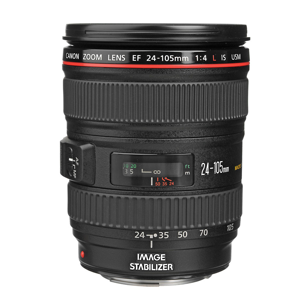 Lens Canon 24-105 mm F4 IS