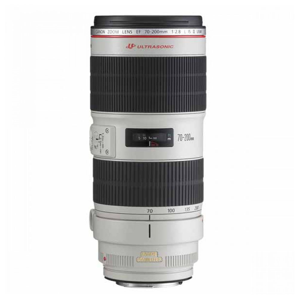 Lens Canon 70-200 mm F2.8 L IS II