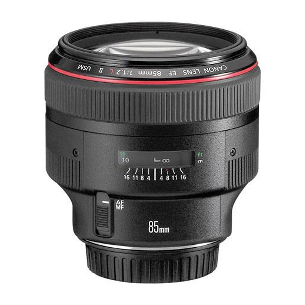Lens Canon 85 mm F1.2 L Mark II