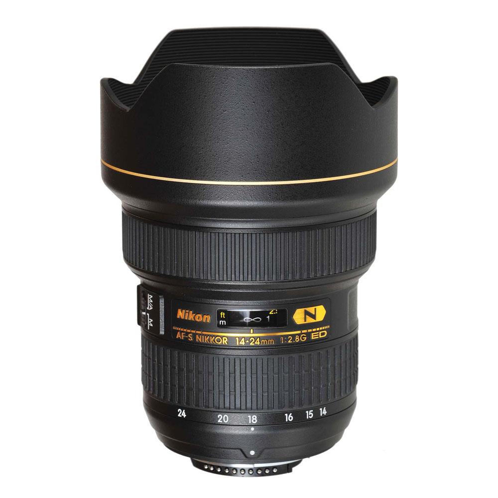 Lens Nikon 14-24 mm f2.8 N