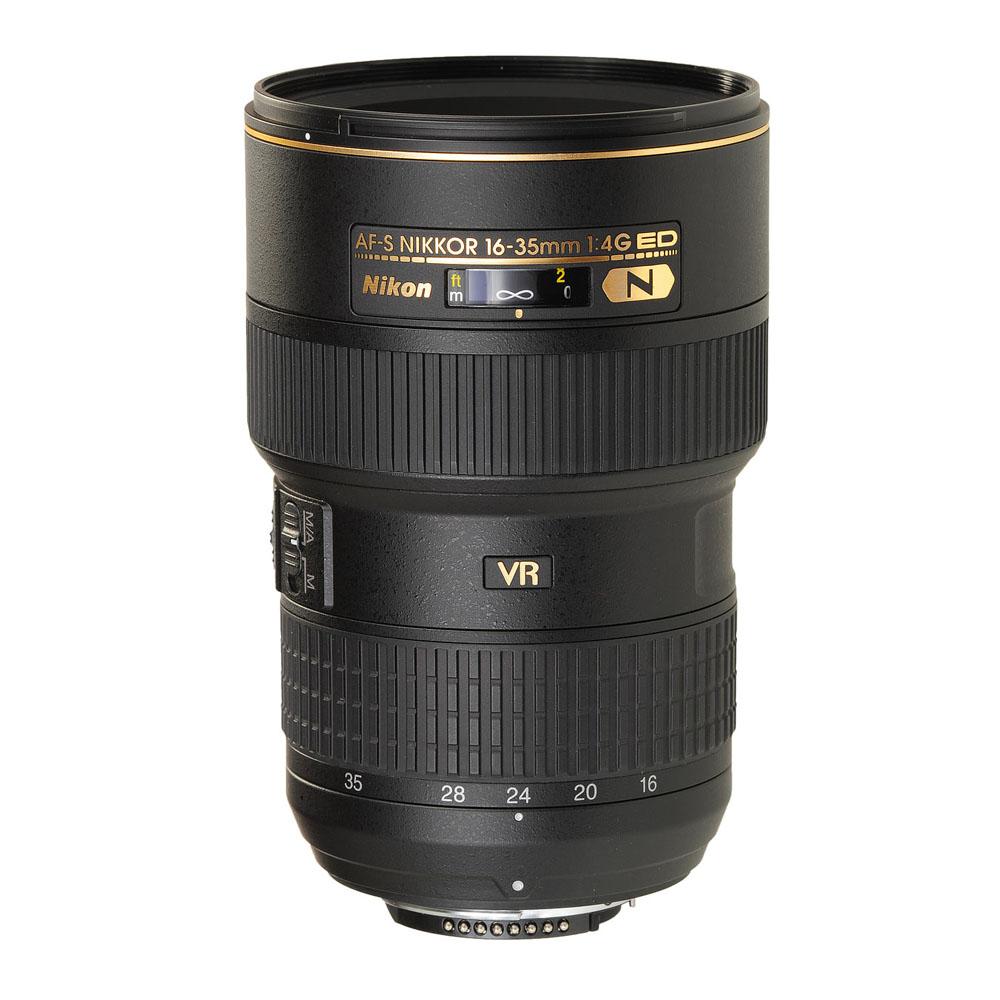 Lens Nikon 16-35mm f4 N