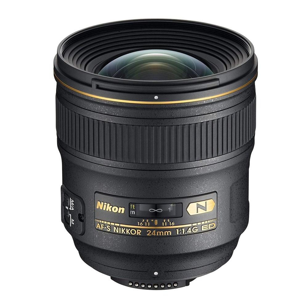 Lens Nikon 24 mm f1.4 N