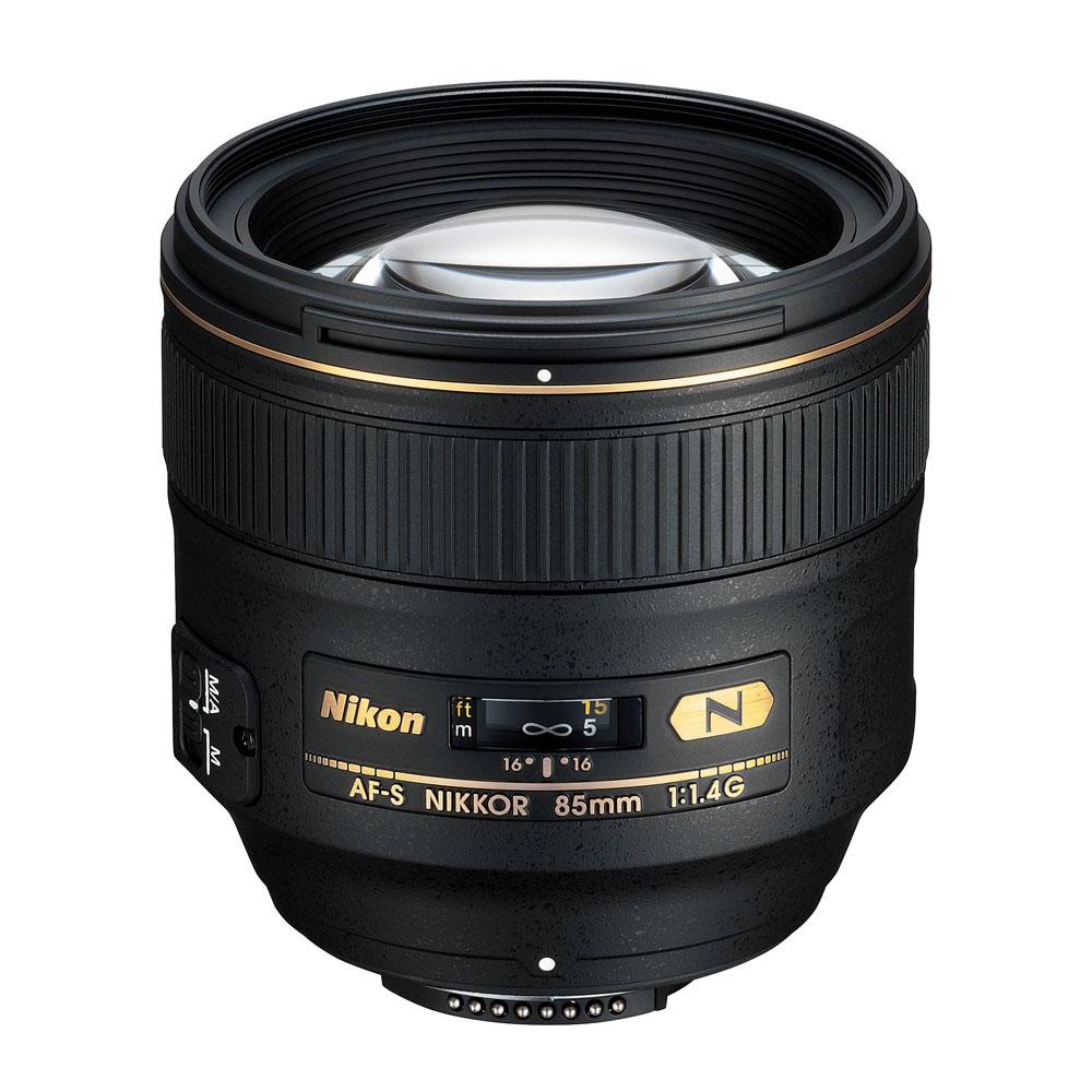 Lens Nikon 85 mm F1.4 N
