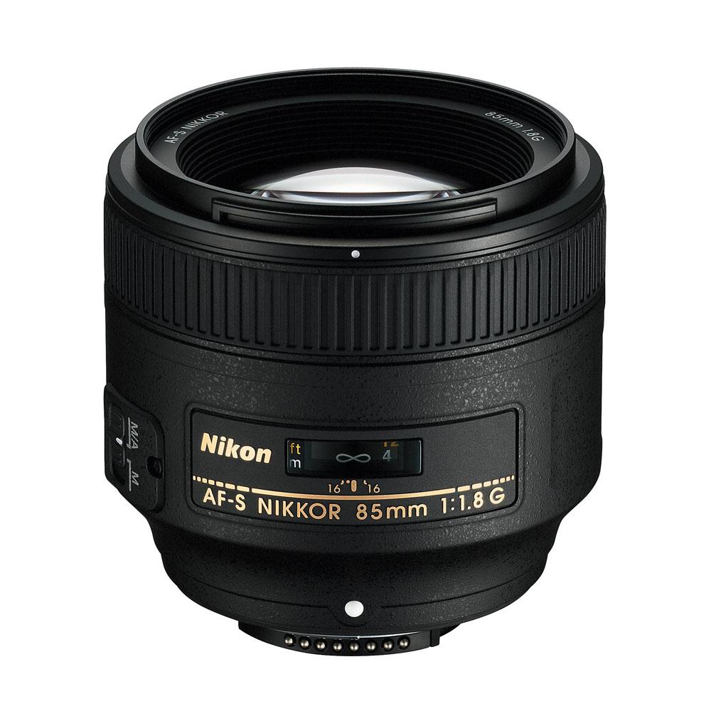 Lens Nikon 85 mm F1.8G